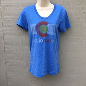 The 50/50 Shirt from American Apparel